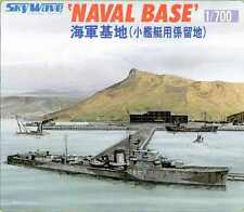 Pit-Road Skywave SW-09 Naval Base 1/700 scale kit