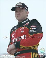 RICKY RUDD MOTORCRAFT WOOD BROTHERS RACING NASCAR WINSTON CUP 8 X 10 PHOTO