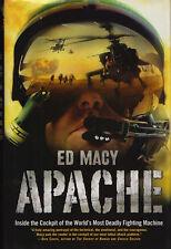 APACHE: Inside A Deadly Fighting Machine by Ed Macy HC HELI AFGHANISTAN
