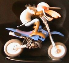 FIGURINE JOE BAR TEAM PIERRE LEGHNOME YAMAHA 125 YZ NEW 1/18 MOTO BIKE RESINE