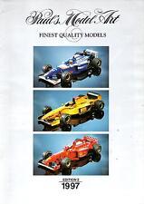 Catalogue Minichamps 1997 Edition 2 - Automobile Miniature - Echelle 1/43 & 1/18