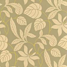 Sanderson Wallpaper - Ione Collection - Design: Silhouette - DIOWFS105 Graphite