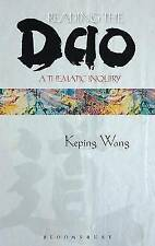 Wang Keping-Reading The Dao  BOOKH NEW
