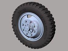 Panzer Art 1/35 Mercedes LG 3000 Truck Road Wheels (Gelande Pat.) (ICM) RE35-321
