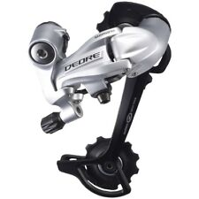 SHIMANO DEORE RD-M591 9 SPEED REAR DERAILLEUR MECH - SGS - LONG CAGE