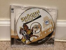 Shogun: Total War - Warlord Edition (PC, 2 Discs, EA)