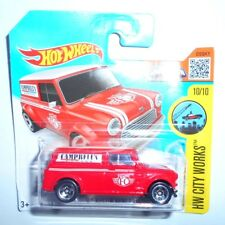 HOT WHEELS '67 Austin Mini van -  MATTEL 5785[3H]