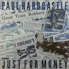 "Paul Hardcastle - Just For Money (Extended Version) - 12"" Maxi - K1246"