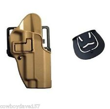 BlackHawk CQC Serpa Holster Beretta 92 96 M9 410504CT-R  Tan Right Handed