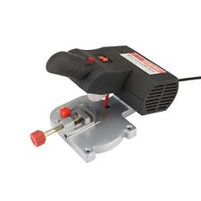 """2"""" Mini Bench Top Cut Off Saw For Accurate Precision Cuts In Soft Metals & Wood!"""