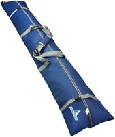 Athletrek Padded Ski Bag with Adjustable Length Design - Safely Transport Skis