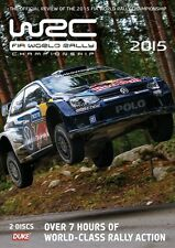 World Rally Championship - Official review 2015 (New 2 DVD set) WRC