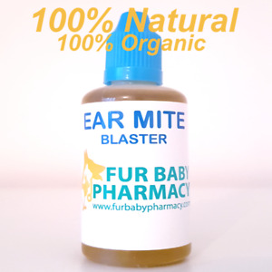 Ear Mite Blaster Drops Cats & Dogs It May Be Stinky Stuff But It Really Works