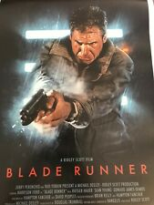 A2 Blade Runner alternative poster by Brian Taylor (candykiller). Signed.
