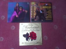 3 LPs By Artistes Who Couldn't Be More Different Peters&Lee Chas&Dave Mantovani