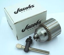 3 - 16 mm Jacobs Drill Chuck with JT3 TAPER 3AJ (Ref: 0006233) With Key