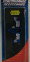 Traxxas 6860R MOTOR MOUNT 6061-T6 ALUMINUM BLUE  NIP NEW