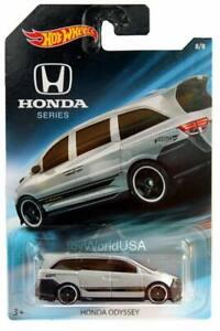 2018 Hot Wheels Honda Series #8 Honda Odyssey Van