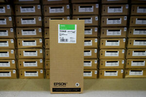 EPSON ink T596B C13T596B00 green for Stylus Pro 7900 – warranty date exceeded