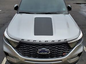 Hood Decal Cover for 2020-2021 Ford Explorer
