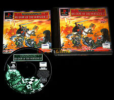 WARHAMMER SHADOW OF THE HORNED RAT Ps1 Versione Inglese ••••• COMPLETO
