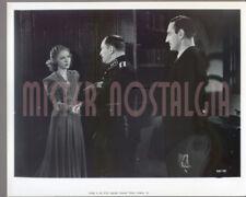 Vintage Photo 1939 Basil Rathbone Son Of Frankenstein Lionel Atwill #26 r'71