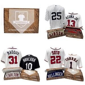 ST LOUIS CARDINALS 2021 Hit Parade #5 AUTOGRAPHED Baseball Jersey 1BOX Break