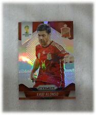 2014 Panini Prizm World Cup Refractor Xabi Alonso - Spain #173