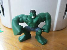 Marvel Super Hero Squad Hulk dark green