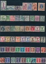 INDIA (1902-1969) **100+ DIFFERENT USED** CV $40+