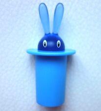 MAGNET LAPIN BLEU ALESSI NEUF ! H=6cm Blue Rabbit