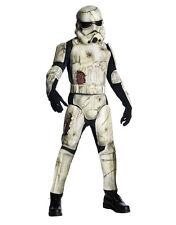 """Star Wars Mens Dlx Death Trooper Costume, Std,CHEST 44"""",WAIST 30-34"""", INSEAM 33"""""""