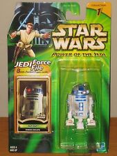 Hasbro Star Wars Power of the Jedi R2-D2 Naboo Escape Action Figure