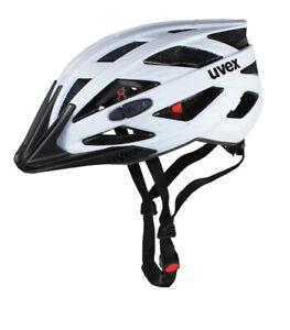uvex i-vo cc Fahrradhelm white carbon look mat Rad Fahrrad Bike Helm City MTB