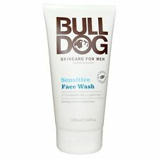 BULL DOG Skincare per gli uomini SENSIBILI FACE WASH - 150ml *