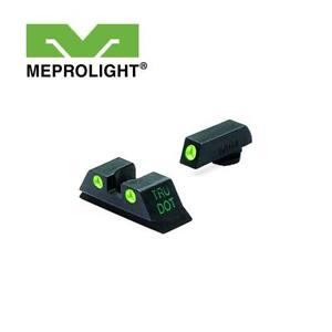 Meprolight Tru-Dot Night Sight Glock 20/21/29/30/36/41 10mm 40s&w 45ACP-ML-10222