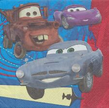 3 Servietten - Cars - Disney - USA
