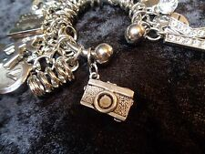 Put yourself in front of the Camera! Camera Charm for Weight Watchers Keychain!