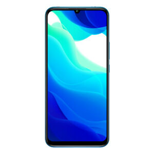"Xiaomi Mi 10 Lite 5G 128GB Dual-SIM Aurora Blue [16,7cm (6,57"") AMOLED Display,"
