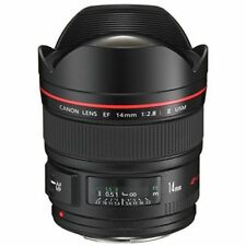Excellent! Canon EF 14mm f/2.8L II USM - 1 year warranty