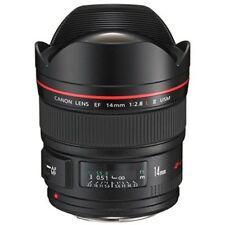 Near Mint! Canon EF 14mm f/2.8L II USM - 1 year warranty