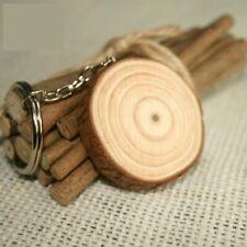 Wooden Key Ring Retro Vintage Women Men Key Chains Car Key Tag Free Shipping