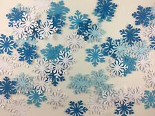 Martha Stewart Frozen Himalayan Snowflake Punch Scrapbooking 30Pc Craft Confetti