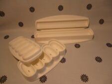 Tupperware Sushi Maker  Maki and Nigiri Makers White New!