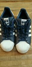 Adidas bamnini Superstar Sneakers men's Marine Navy SHOES BB2239 size 11.5