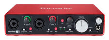 Focusrite Scarlett 2i4 2nd Generation Audio Interface