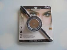 2x Ardell Pro Brow Eyebrow Pomade Blonde Colour & Brush 3.2g Sculpt Fill Set