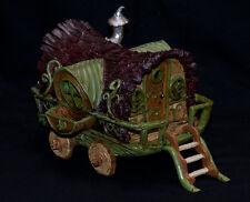 Fairy House - Mystical, Magical Fairy Gypsy Caravan