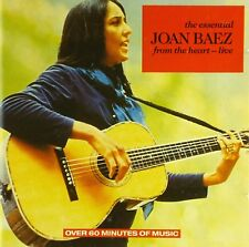 CD - Joan Baez - The Essential Joan Baez: From The Heart - #A3446