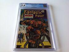FANTASTIC FOUR 68 CGC 7.5 MAD THINKER MARVEL COMICS